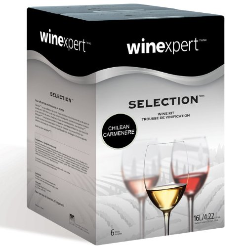 Chilean Carmenere (Selection International) (Selection International Wine Kits compare prices)