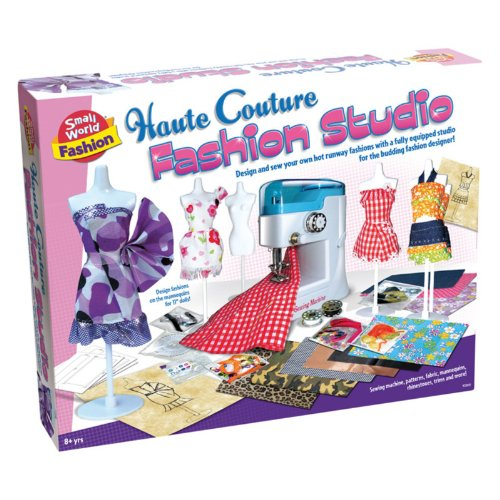 Learn haute couture sewing machines