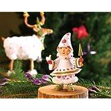 Patience Brewster Blitzen's Tree Elf - Krinkles Christmas Décor New 08-30664