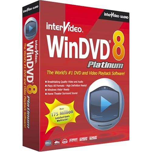 Intervideo WinDVD Platinum 8.0 Build 06.111 Release 3.