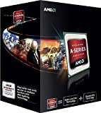 AMD A10 5800K Black Edition CPU (3.8GHZ, 4MB Cache, 4 Core, HD7660D, Socket FM2, 100W, Retail Boxed)