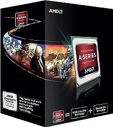 AMD A6-5400K APU 3.6Ghz Processor AD540KOKHJBOX