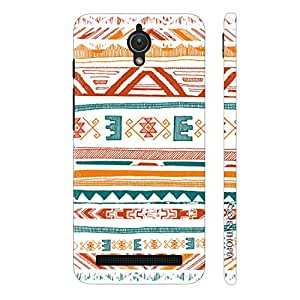 Enthopia Designer Hardshell Case Aztec Art 2 Back Cover for Asus Zenfone C