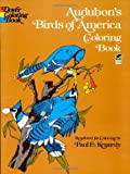 Audubon's Birds of America Coloring Book (048623049X) by Audubon, John James