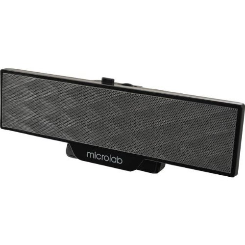 New! Microlab Digital Stereo Sound Bar For Laptop Notebook