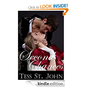 Second Chances (Historical Romance ~ Chances Are Series ~ Book 1)