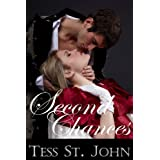 Second Chances (Historical Romance ~ Chances Are Series ~ Book 1)by Tess St. John