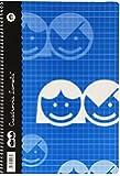 Lamela 07F004 - Cuaderno básico tipo folio, 80 hojas, 4 mm