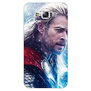 Jugaaduu Thor Back Cover Case For Samsung Galaxy A7
