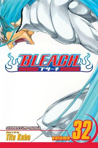 BLEACH ブリーチ コミック 32巻 (英語版)