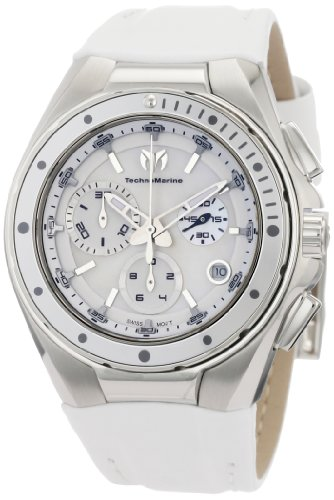technomarine-cruise-steel-womens-quartz-watch-with-white-dial-chronograph-display-and-white-leather-