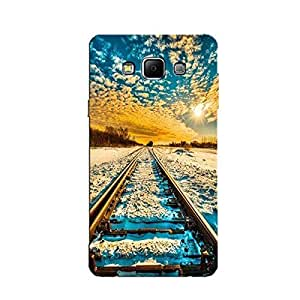 TRACKS BACK COVER FOR SAMSUNG GALAXY A8