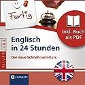 Englisch in 24 Stunden (Compact SilverLine Schnell-Lern-Kurs) (       ungekürzt) von Emily A. Grosvenor Gesprochen von: N.N.
