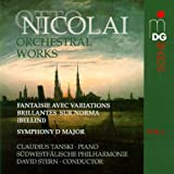 Nicolai: Orchestral Works