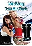 We Sing: Microphone Pack - 2 Microphones and USB Hub - Nintendo Wii