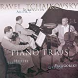 Rubinstein Collection, Vol. 25: Ravel: Trio in A Minor; Tchaikovsky: Trio in A Minor, Op. 50