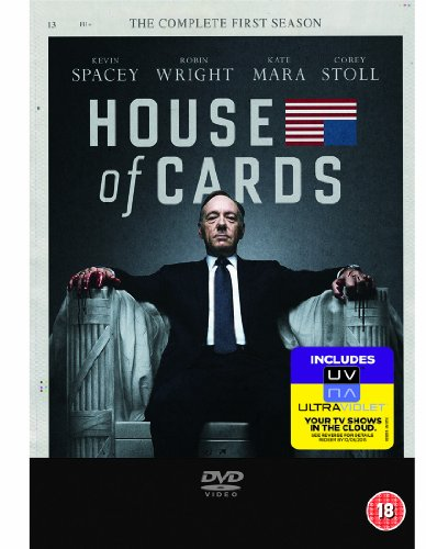 House of Cards - Season 01 [Reino Unido] [DVD]