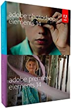 Adobe Photoshop & Premiere Elements 14 - Software De Edición Vídeo, Para Windows/Mac, Inglés