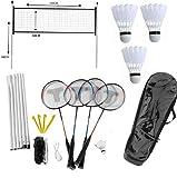 Jeu Kit de Badminton