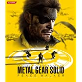 METAL GEAR SOLID PEACE WALKER ORIGINAL SOUNDTRACK