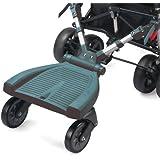 guzzie+Guss G+G 001 Universal Umbrella Stroller Hitch, Black