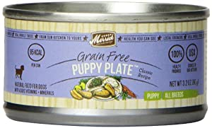 Merrick Classic 3.2-Ounce Puppy Plate Dog Food, 24 Count Case
