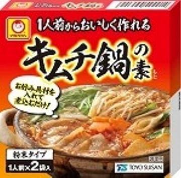 1人前からおいしく作れる キムチ鍋の素 14.4g×2食 10個