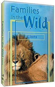 Just the Facts: Families in the Wild - Lions [DVD]