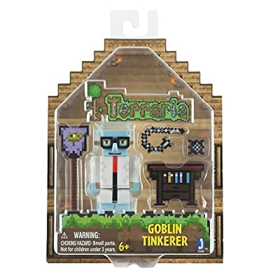 Terraria Toy with Accessories by Terraria