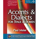 Accents and Dialects for Stage and Screen (with 12 CDs)by Paul Meier