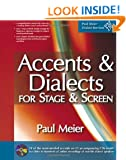 Accents and Dialects for Stage and Screen (with 12 CDs)
