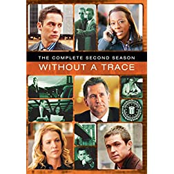 Without a Trace: The Complete Second Season