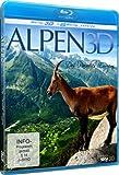 Image de Alpen 3d - das Paradies Europas [Blu-ray] [Import allemand]