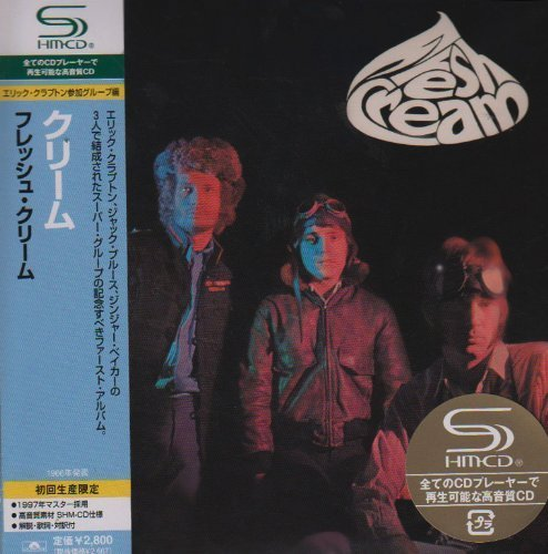 Cream - Fresh Cream [japan] - Zortam Music