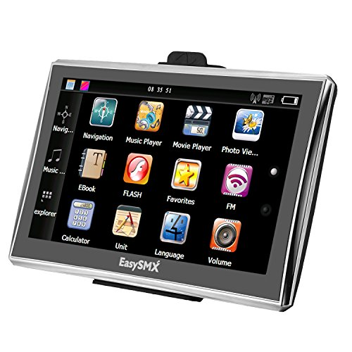 EasySMX-84H-3-GPS-Navigator-mit-Vorgeladene-Karten-7-zoll-TFT-LCD-Touch-Screen-MusikMovie-Player-Multi-Sprache-Navigation-GPS-Devices
