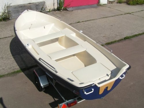 Farello Golo-S Ruderboot 4,20m x 1,75m