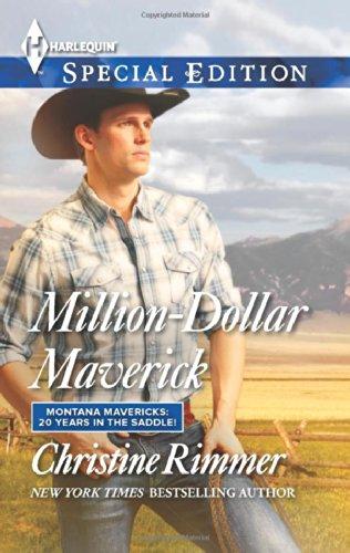 Image of Million-Dollar Maverick (Harlequin Special Edition\Montana Mavericks: Rust Creek Cowboys)
