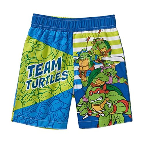 Teenage Mutant Ninja Turtles Swim Trunks Bathing Suit Baby Boys 18 Months
