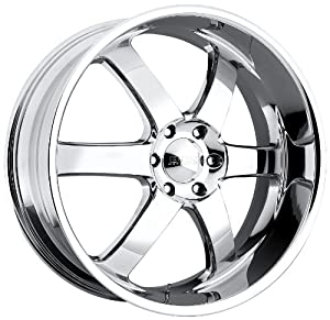 "Boss Motorsports 330 Chrome Wheel (20x8.5""/6x5.5"")"