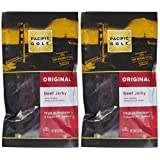 Pacific Gold Original Beef Jerkey, 2-8oz bags
