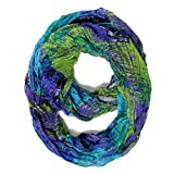 Scarfand Oil Painting Print Infinity Scarf