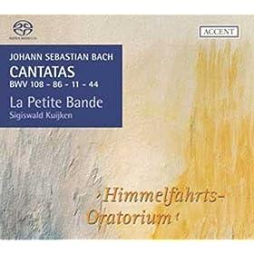 """Cantata """"Es ist euch gut, dass ich hingehe"""", BWV 108: Dein Geist wird mich also regieren"""