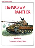 The PzKpfw V Panther (Vanguard) (0850453976) by Bryan Perrett