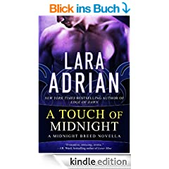 A Touch of Midnight: A Midnight Breed Novella (English Edition)