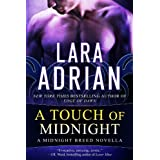 A Touch of Midnight: A Midnight Breed Novella (Midnight Breed Vampire Romance) ~ Lara Adrian