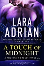 A Touch of Midnight: A Midnight Breed Novella (Midnight Breed Vampire Romance)