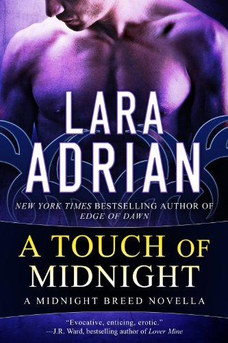 A Touch of Midnight: A Midnight Breed Novella (Midnight Breed Vampire Romance) by Lara Adrian