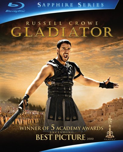 Cover art for  Gladiator (Sapphire Series) [Blu-ray]