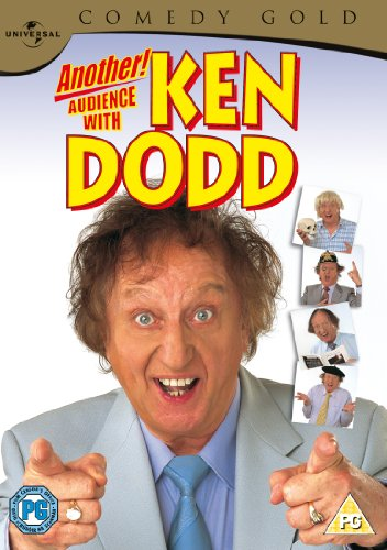 Another Audience With Ken Dodd - Comedy Gold (2010) [DVD]