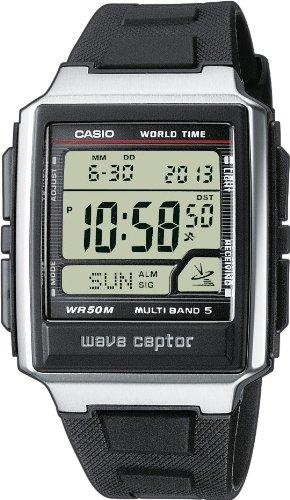 casio wave ceptor radio controlled